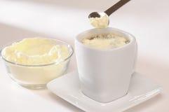Milk powder. Stock Images