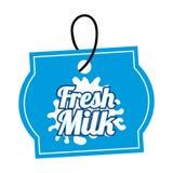 Milk product Stock Image