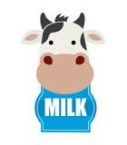 Milk product Stock Photo