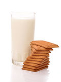 Milk products Stock Photography