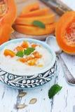 Milk rice porridge Stock Photo
