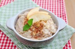 Milk Rice Pudding Stock Photo