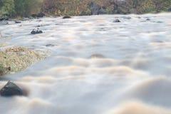 Milk River na cidade Imagem de Stock