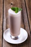Milk shake Stock Photography