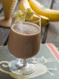 Milk shake Imagens de Stock Royalty Free