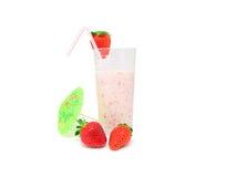 Milk-shake Foto de archivo