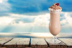 Milk Shake Stock Photography