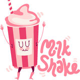 Milk Shake Stock Images