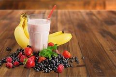 Milk Shake Smoothie Royalty Free Stock Images
