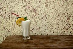 Milk shake Stock Photos