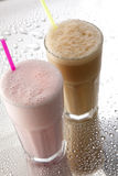 Milk Shakes Royalty Free Stock Image