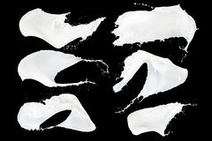 Free Milk Splash Collection Stock Image - 30831741