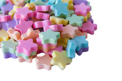 Milk Tablet Candy Royalty Free Stock Image