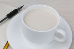 Milk tea Stock Image