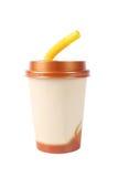 Milk tea cup Stock Photos