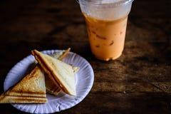 Milk tea Royalty Free Stock Images