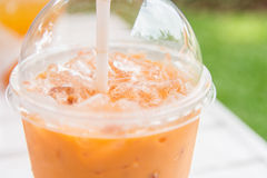 Milk tea Royalty Free Stock Images