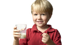 Milk Toast Royalty Free Stock Image