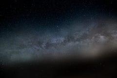 Milk Way star field Stock Photos