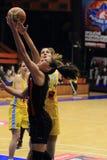 Milka Bjelica - basketball Stock Image
