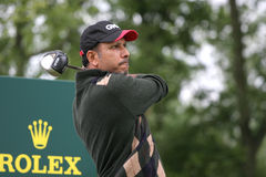 Milkha Singh, Open de France 2007, golf National Stock Photos