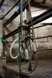 Milking Machine Royalty Free Stock Photo