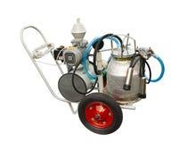 Milking machine Stock Image