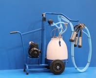 Milking Machine. Royalty Free Stock Photo
