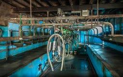 Milking Machine Royalty Free Stock Images