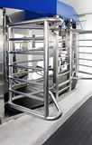 Milking station Stock Photography