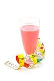 milkshake диетпитания nutritious стоковое изображение