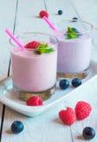 Milkshake плодоовощ Стоковое Изображение