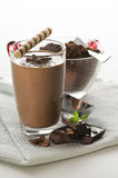 Milkshake Royalty Free Stock Images