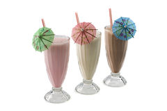 Milkshake Stock Photos