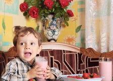 Milkshake Stock Image