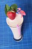 Milkshake royalty-vrije stock fotografie