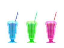 Milkshake Stock Photography