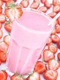 milkshake Arkivbilder
