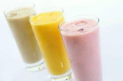 milkshake Royaltyfria Bilder