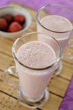milkshake Royaltyfri Foto