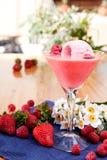 Milkshake Smoothie Royalty-vrije Stock Afbeeldingen