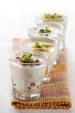 Milkshakes Imagem de Stock