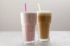 Milkshakes Stock Foto