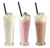 milkshakes Immagini Stock