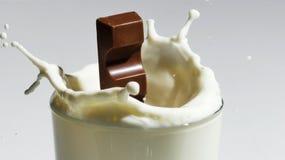 Milksplash imagen de archivo libre de regalías