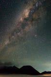 Milky гора Стоковые Фото