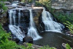 Milky Falls stock photo