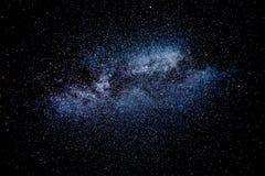 Milky långt Royaltyfria Bilder