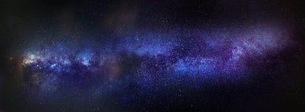 Milky sposób Fotografia Stock
