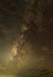 Milky sposób w niebie Obraz Royalty Free
